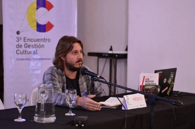 Rodrigo Savazoni é o convidado da nova edição do 'Terça+' no Mundi Bar