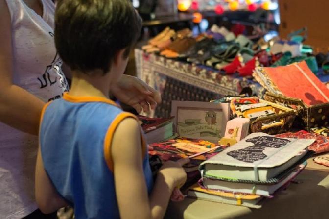 15º Bazar O Coletivo acontece neste domingo, no Kawabanga Bar