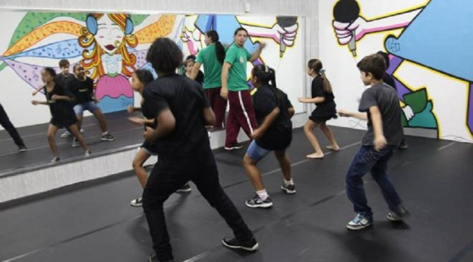 São Vicente promove 1ª Semana de Dança entre dias 24 e 29