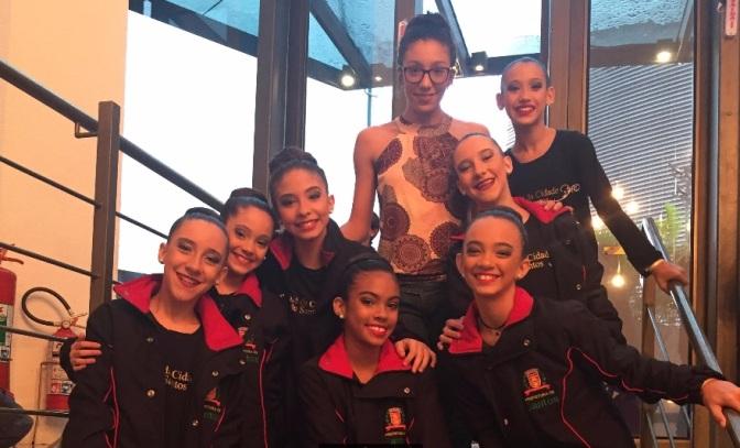 Corpo de Baile Infantil da EBMS conquista prêmio em São Paulo