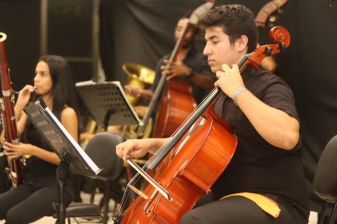 Programa Cubatão Sinfonia faz homenagem às mães com música dia 12