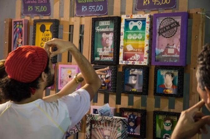 Opção de compras para Dia das Mães, Bazar Cafofo acontece neste sábado (13) em SV