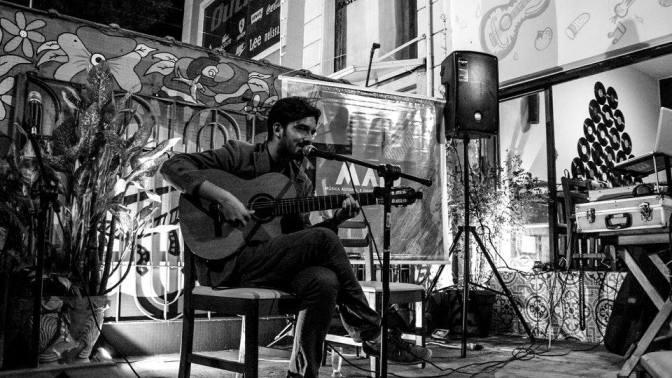 Bruno De La Rosa se apresenta no Mundi Restaurante Bar dia 19