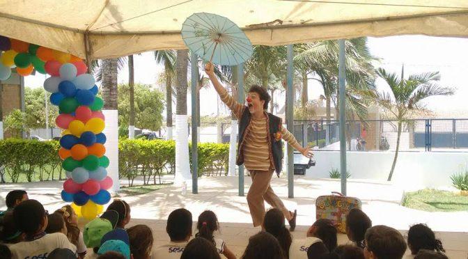 Centenas de alunos de Cubatão participam da Semana Mundial do Brincar