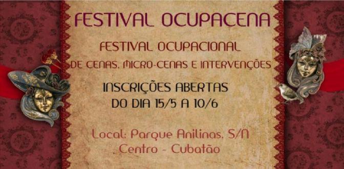 Coletivos teatrais organizam Festival Ocupacena no Galpão do Novo Anilinas