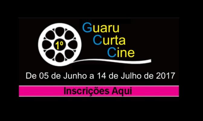 Inscrições abertas para primeira edição do Guaru Curta Cine