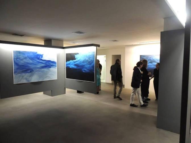 Autor e curadores de 'Netuno' oferecem visita guiada no Armazém Cultural 11