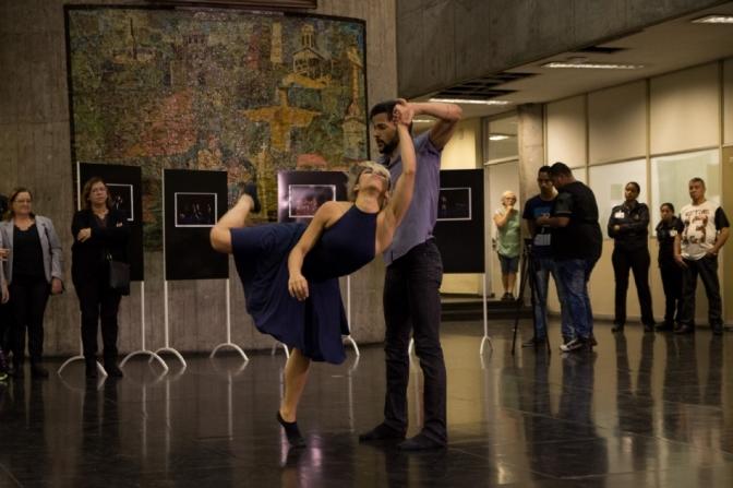 No saguão municipal, Cia de Dança de Cubatão apresenta coreografias premiadas em NY