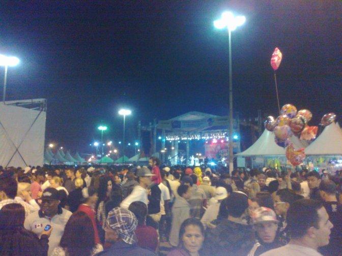 Em Guarujá, festejos juninos reúnem 10 mil na primeira semana