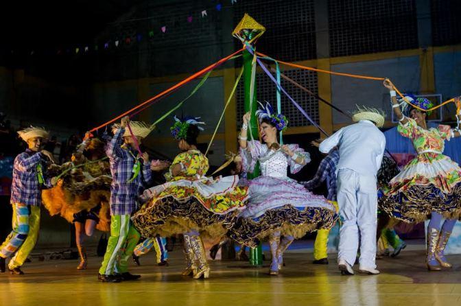 Festival de Quadrilhas Juninas de SV conta com 14 grupos