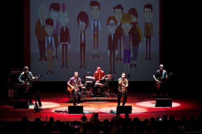 'Beatles para Crianças' proporciona show de rock dia 16 em Santos