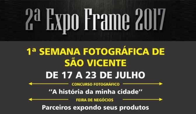 Confira a programação da 1ª Semana de Fotografia de São Vicente