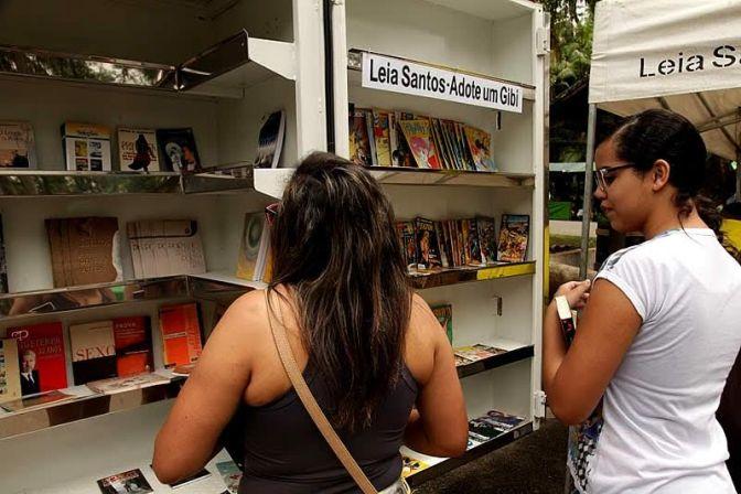 Leia Santos tem seis edições no mês de julho