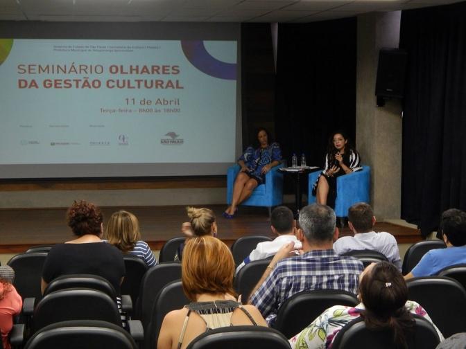 Secult de Cubatão articula seminário de gestão cultural em agosto