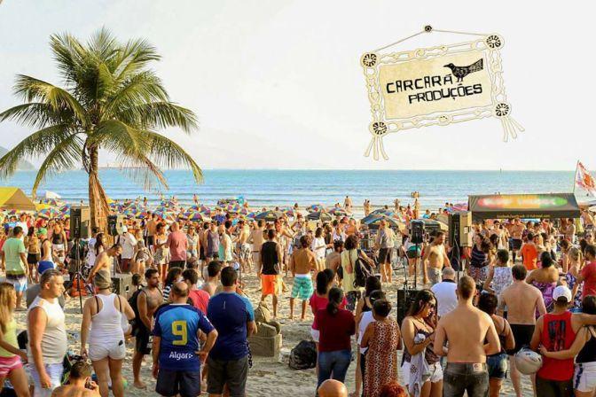 7º Forró Pé na Areia agita multidão neste domingo