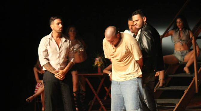 De PG, teatro 'Querô' fatura dois prêmios no Festival Rio In Cena