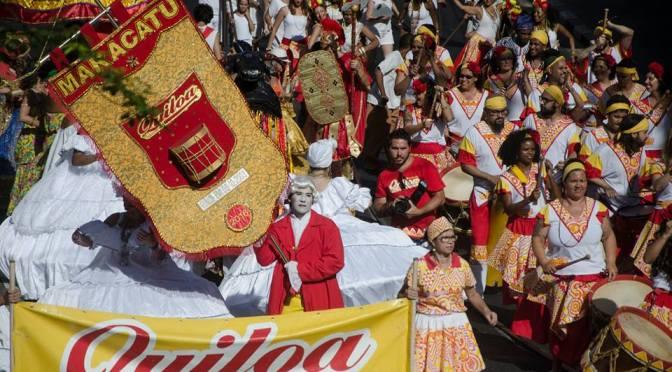 Maracatu Quiloa celebra 14 anos em festividade neste fim de semana