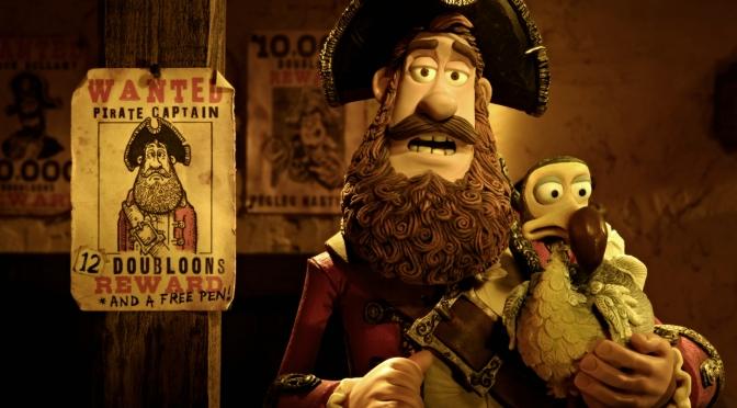 Filme infantil 'Piratas Pirados!' agita Biblioteca na próxima segunda em Cubatão