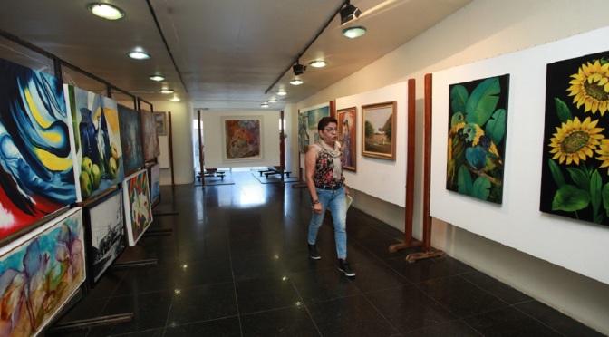 Primavera, epidemia ou belas artes; confira as exposições em Santos