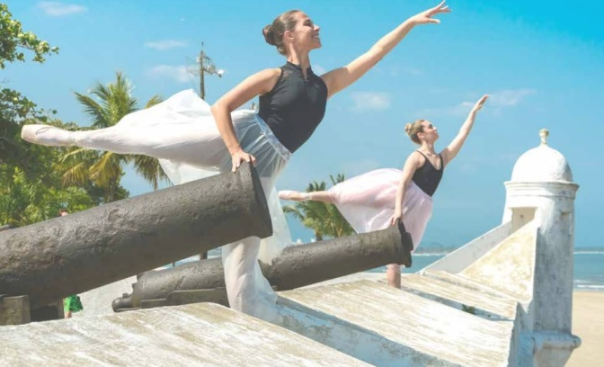 Bertioga abre 120 vagas gratuitas de balé até dia 27