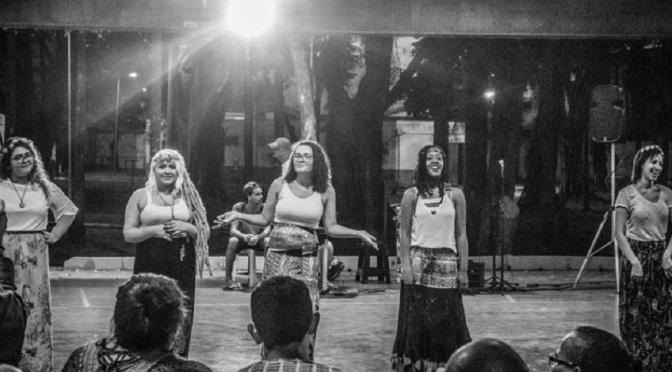 Neste domingo, o 1º Crá-kra Feminino do coletivo Valsa Pra Lua