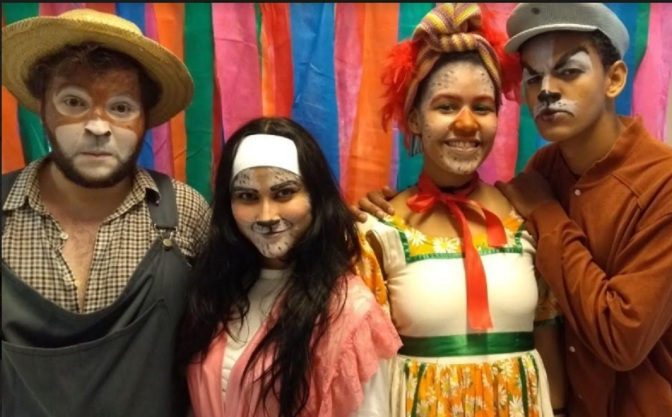 Galpão Cultural tem teatro infantil neste fim de semana