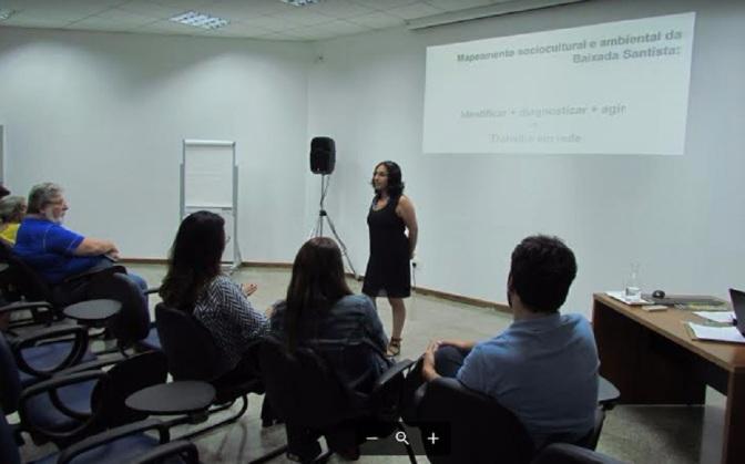 Sesc Santos inicia construção de mapeamento regional da cultura