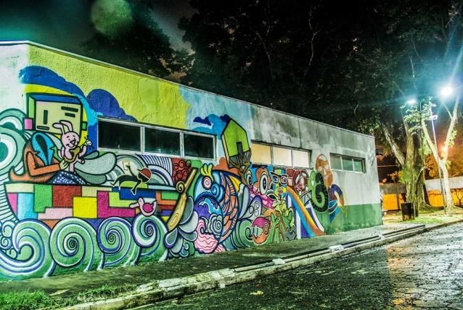Em Cubatão, mostra performática reúne artistas de SP, Rio e Bahia