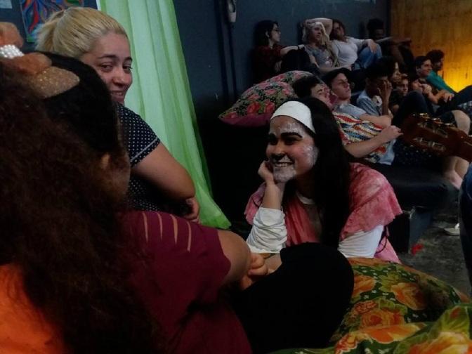Galpão Cultural reúne teatro infantil todo sábado e domingo de outubro