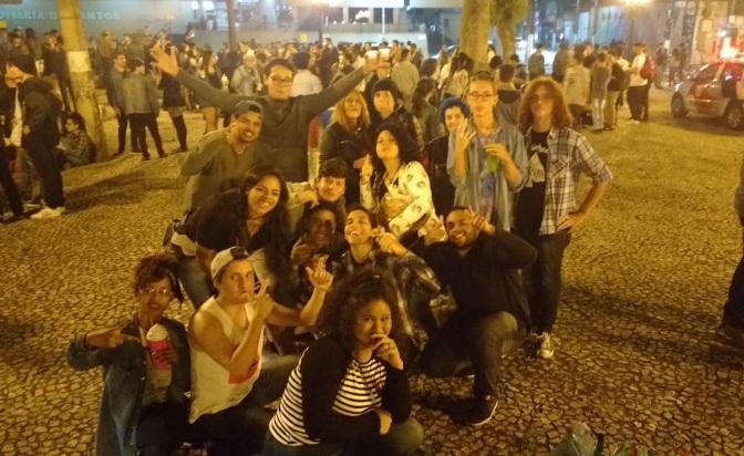 'Andradas Horror Story' é previsto no Centro de Santos