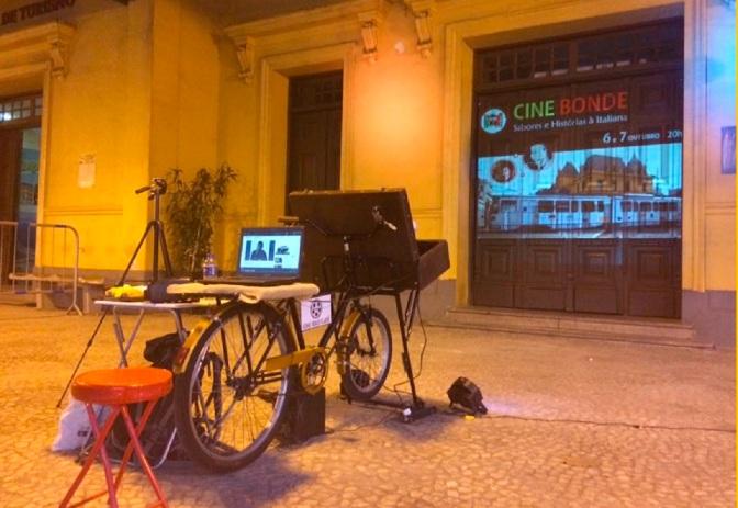 Hoje o Cine Bonde apresenta sabores e histórias da Itália no Bonde Arte