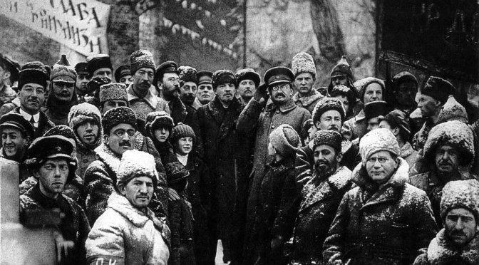 Centenário da Revolução Russa é tema de sarau e debate em Santos