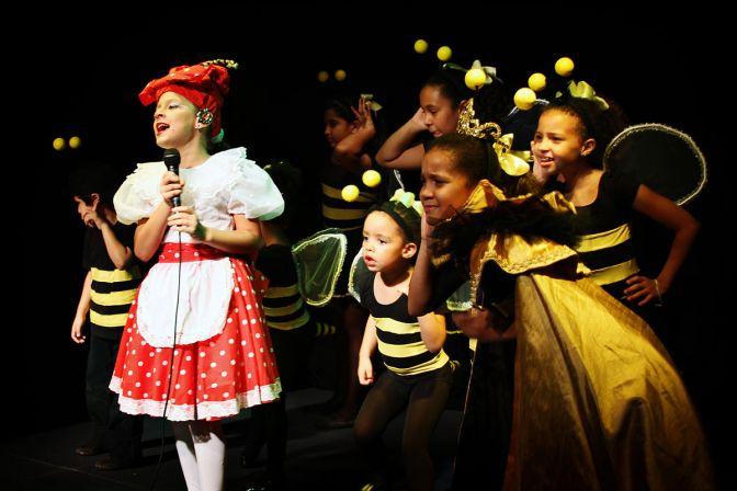 Porto das Artes abre inscrições para aulas de artes cênicas e música
