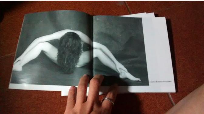 Festa marca lançamento da primeira edição do fotozine 'Apoena'