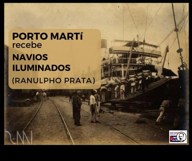 Porto Martí recebe 'Navios Iluminados' neste próximo sábado
