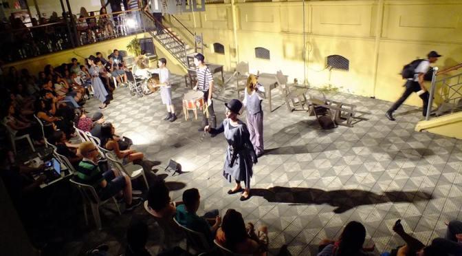 Confira a programação do 5º Festival de Artes Cênicas de SV