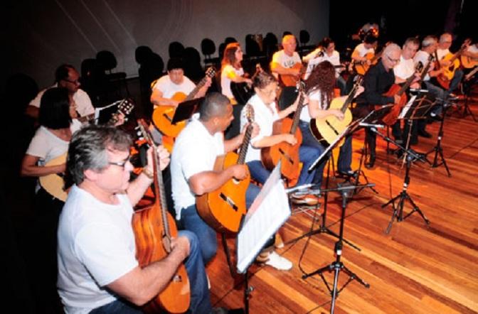 9º Festival de Violões 2017 é apresentado no Palácio das Artes