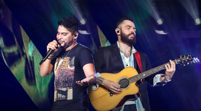 Esquenta PG apresenta Jorge e Mateus e DJ Alok em dezembro