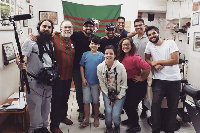 Filme sobre a Portuguesa Santista tem sessão no MISS