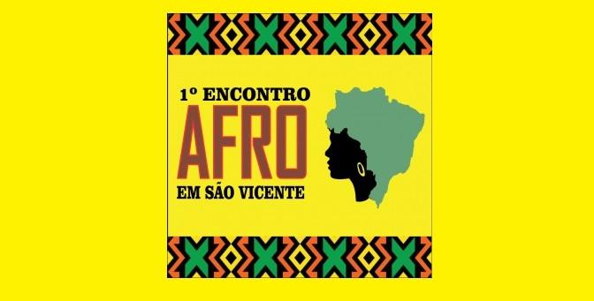 Inscrições para workshops no I Encontro Afro em SV já estão abertas