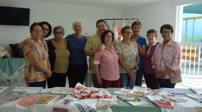 Grupo Fadas promove bazar em prol da Casa da Esperança