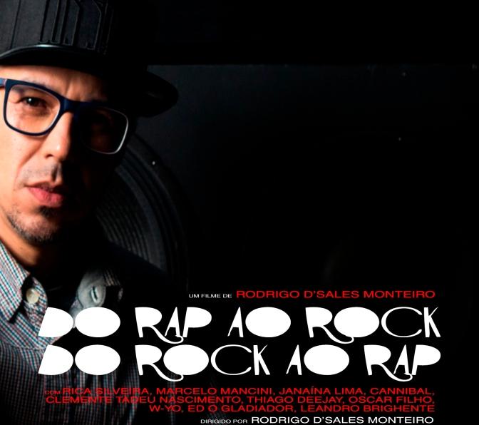 """Documentário """"Do Rap ao Rock, do Rock ao Rap"""" tem pré-estreia em Santos"""