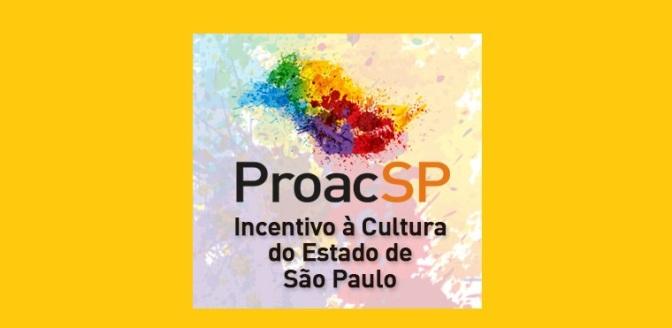 Secretaria da Cultura de SP abre consulta sobre editais do ProAC