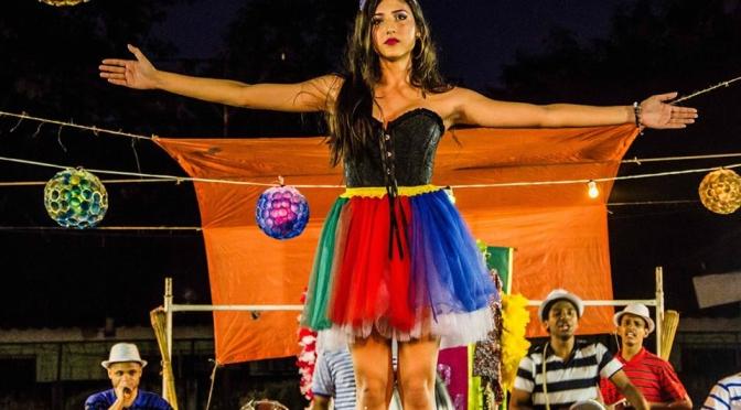Do circo ao marketing cultural, ações formativas ocorrem no Galpão em Cubatão