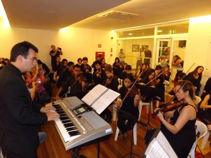 Orquestra Jovem da Pompéia se apresenta nesta quinta
