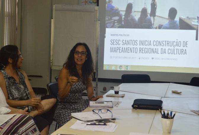 Mapeamento sociocultural da Baixada Santista é tema de reunião