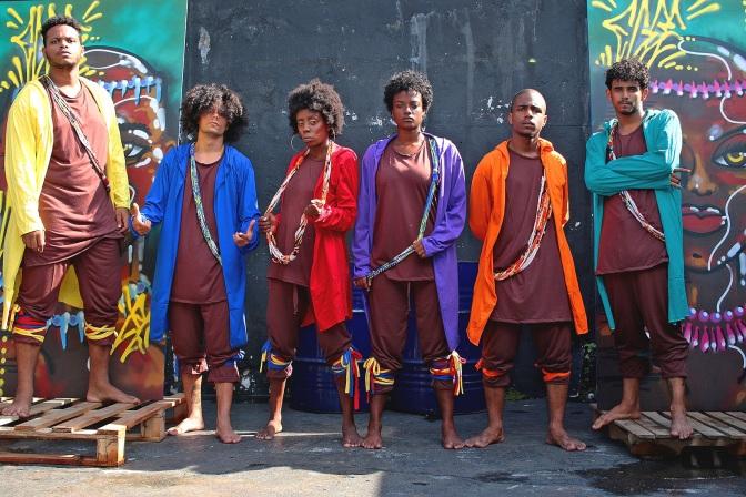 'Ègbé' mescla teatro e hip hop nesta sexta e sábado no Braz Cubas
