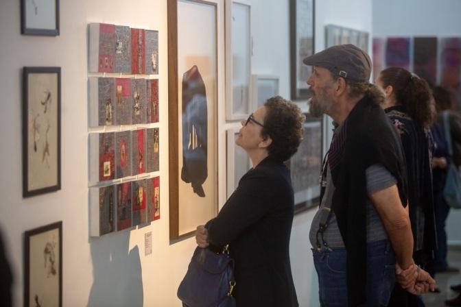 Com entrada franca, visite o 25º Salão de Artes Plásticas de Praia Grande