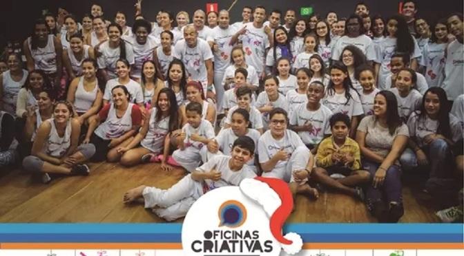 CEU das Artes de Cubatão terá apresentações das Oficinas Criativas
