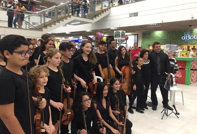 Orquestra Jovem da Pompeia faz sessão gratuita nesta quinta